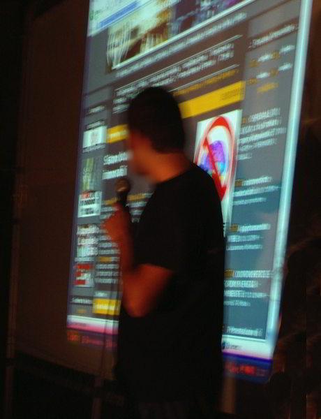 2003 Livorno Presentazione Indymedia
