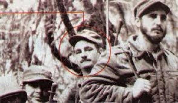 25 novembre 1956 :  Sul Granma un italiano-Gino Done'