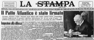 ACCADDE OGGI: il 5/2/1949 il Rapporto Hoffman attacca l'Italia
