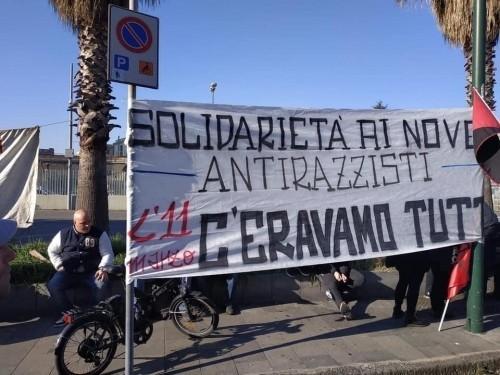 Mai con Salvini. L'11 Marzo c'eravamo tutt*!