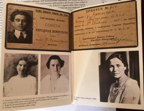 23 maggio 1927 :  lettera a Tatiana di Antonio Gramsci