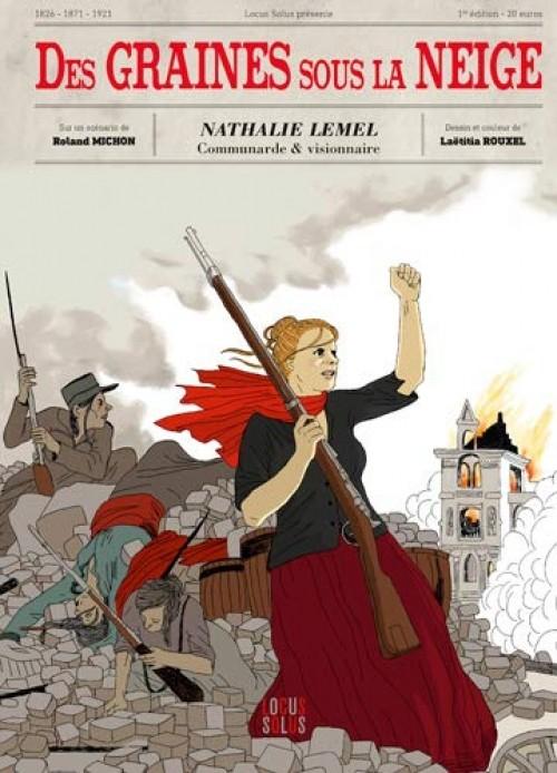 25 maggio 1921 : Nathalie Lemel - Femminista, comunarda e socialista