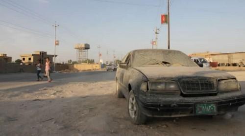 Verso Sinjar #1. La strada dissestata