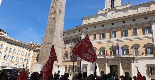 Sulla reale dinamica degli scontri a Roma e sui veri motivi alla base della protesta di lavoratori Fedex