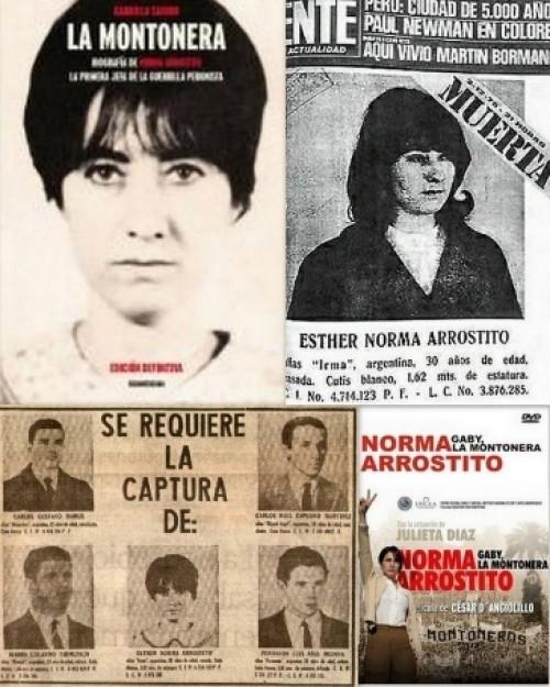 29 maggio 1970: Montoneros - Norma Gaby Arrostito