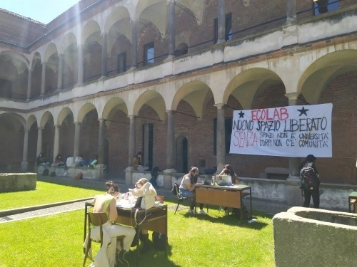 Milano: nasce Ecolab, nuovo spazio liberato in università