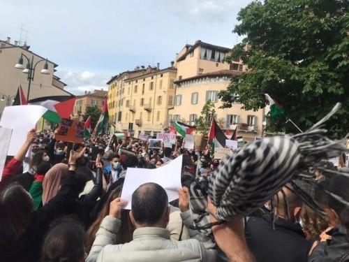 NEL GIORNO DELLA NAKBA, MOBILITAZIONI IN TUTTA ITALIA A SOSTEGNO DEL POPOLO PALESTINESE