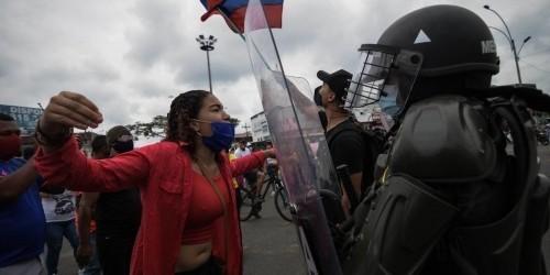 Colombia: Massacro a Cali nell'ambito dello Sciopero Nazionale