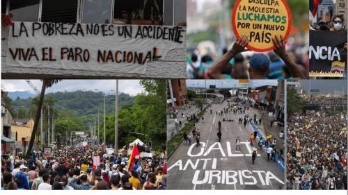 La Colombia vive un nuovo picco di lotta sociale