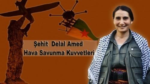 Gerîla TV pubblica filmati di azione contro l'avamposto turco di Kirya Reş