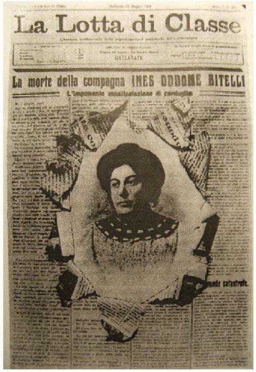 20 maggio 1914 : Ines Oddone Bitelli