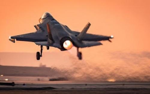 Caccia e aerei-spia israeliani si esercitano in Italia per le prossime guerre in Medio Oriente