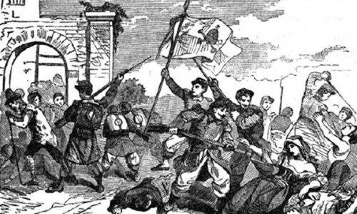 20 Giugno 1859 Perugia si ribella...