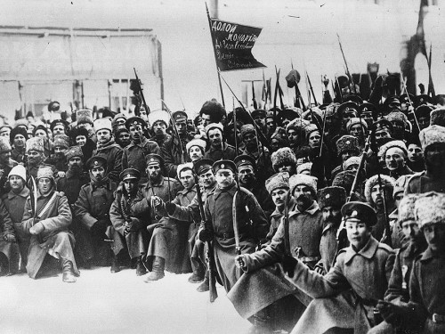 3 giugno 1917 : Primo congresso pan-russo dei Soviet
