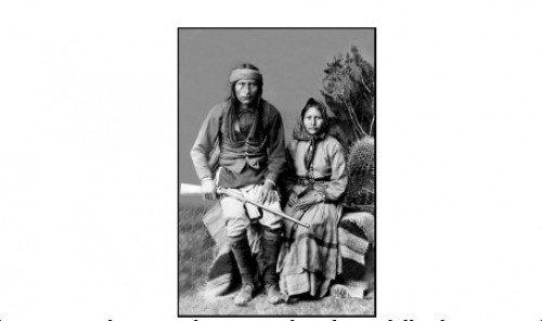 8 giugno 1874 :  Vita di Cochise, guerriero apache
