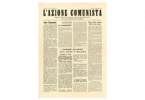 29 Giugno 1944: L'Azione Comunista
