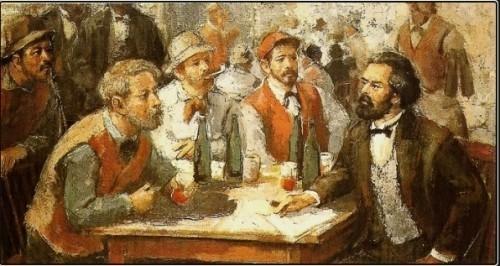 1 giugno 1847 : La Lega dei Comunisti