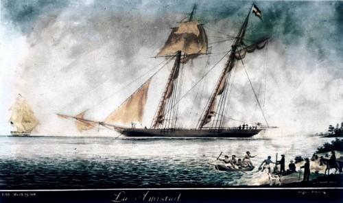 26 Giugno 1839: La rivolta degli schiavi della Amistad