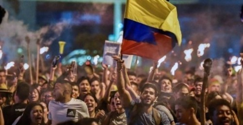 La Colombia nelle strade: dalla paura alla rivolta
