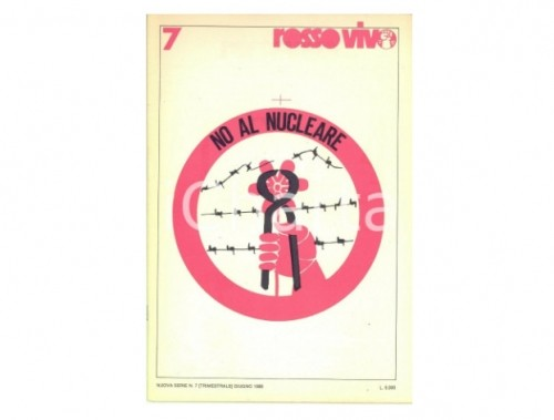 17 Giugno 1986: Movimento antinucleare. Avanti a sinistra
