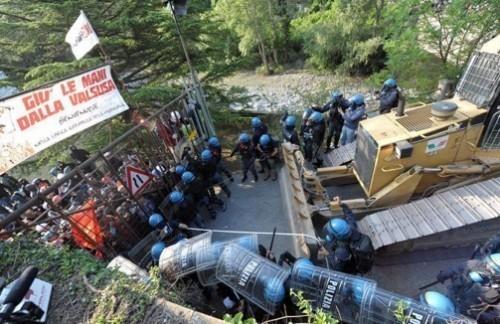 27 Giugno 2011: La resistenza nella Libera Repubblica della Maddalena