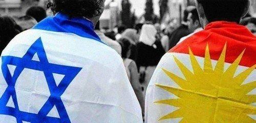 Relazioni curdo-israeliane… I riscontri storici di una grande bufala