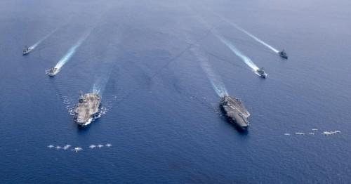 Da Taiwan al Sud-Est, dopo Kabul gli Usa affollano l'Asia Pacifico