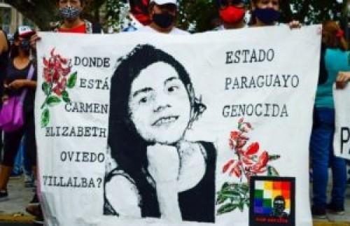 Paraguay: nessuna notizia di Lichita