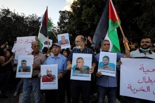 Prigionieri palestinesi: non è il momento di disperare