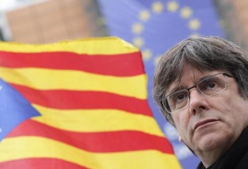 La Polizia italiana ha arrestato il leader catalano Puigdemont in Sardegna