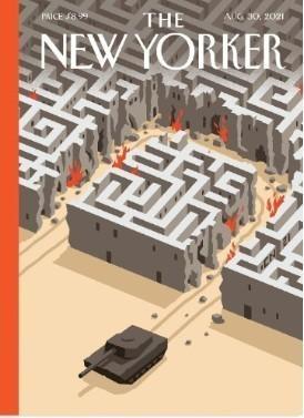 New Yorker Niemann Afghanistan story