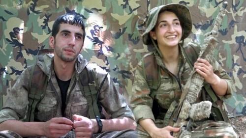 I guerriglieri dicono che la resistenza Zendûra è una fonte di ispirazione