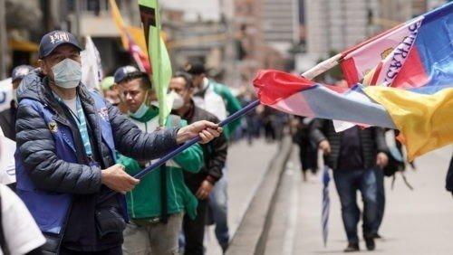 Colombia: Lo sciopero nazionale è terminato con repressione e arresti