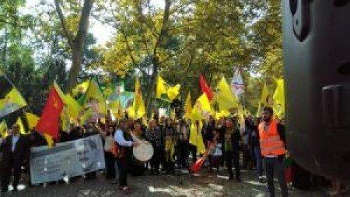 A Strasburgo per la liberazione di Ocalan