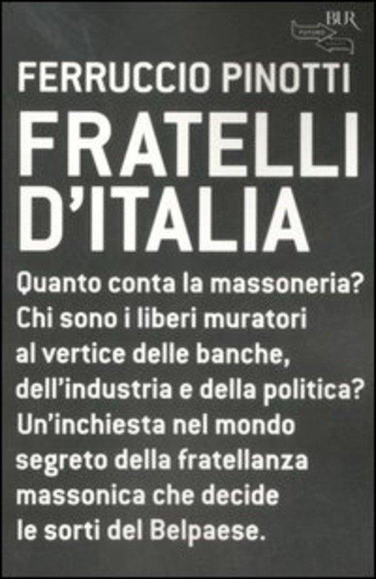 Fratelli d'Italia - Ferruccio Pinotti - copertina